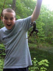 karrick ryne frog