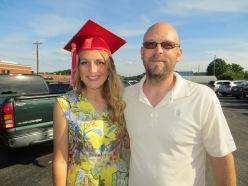 dad and macy grad 2