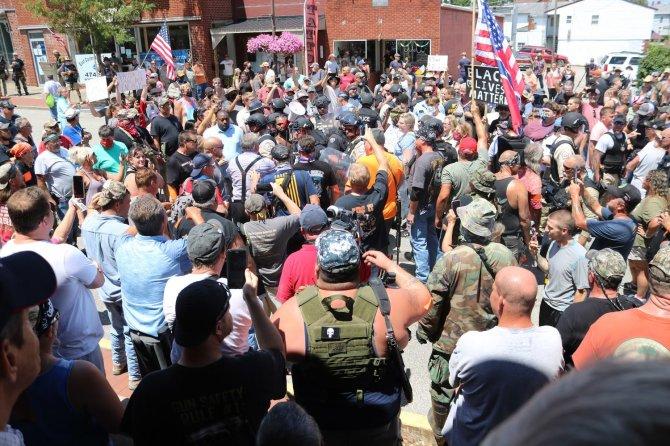 protest grayson